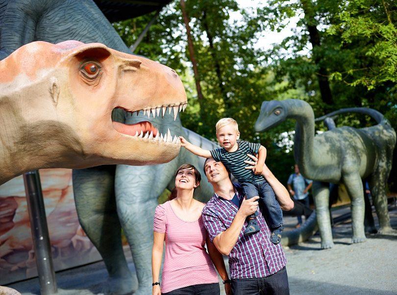 Saurierpark in Kleinwelka Abdruck bei Namensnennung honorarfrei