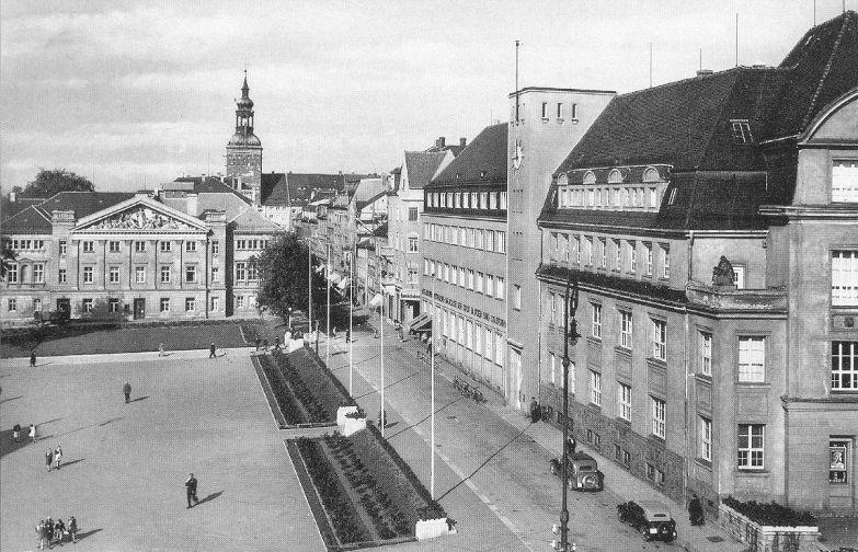 Bautzen-Kornmarktplatz-alt