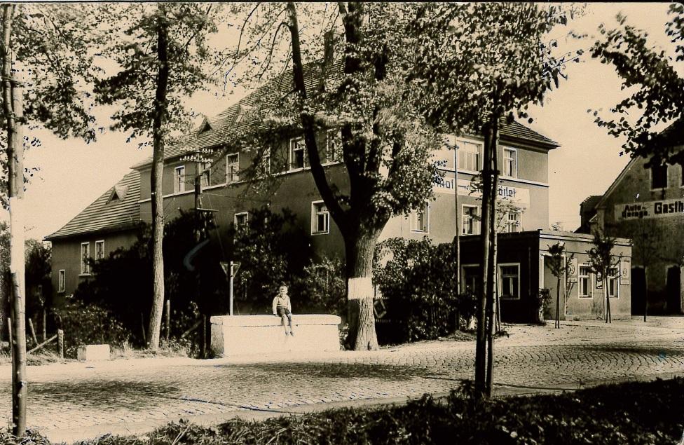 Gasthof in Steindörfel