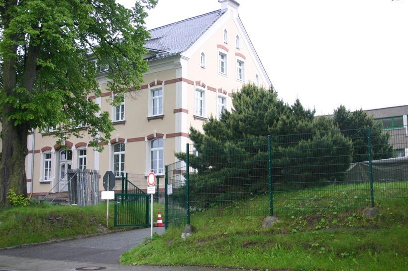 Schulansicht nach der letzten Renovierung 2014.
