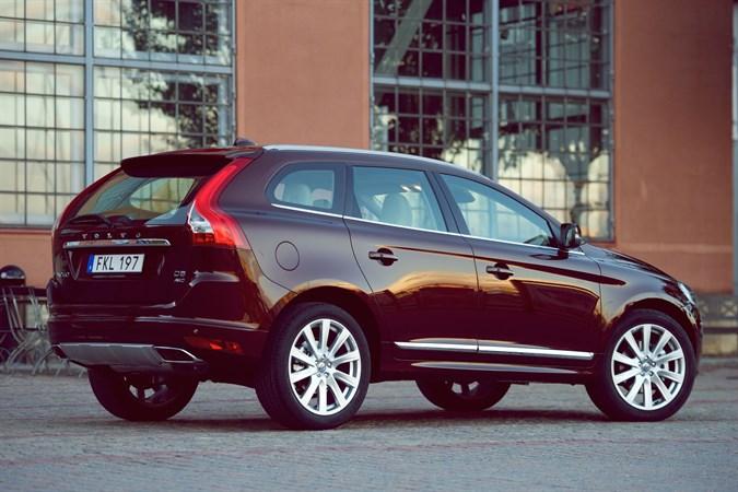 Volvo XC60 gewinnt Importwertung bei den kompakten SUV. Foto: Volvo