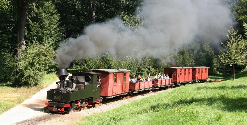 Foto: Waldeisenbahn Muskau GmbH