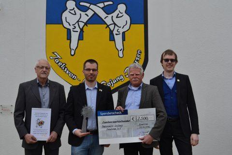 Spende Lions Club_Bautzen